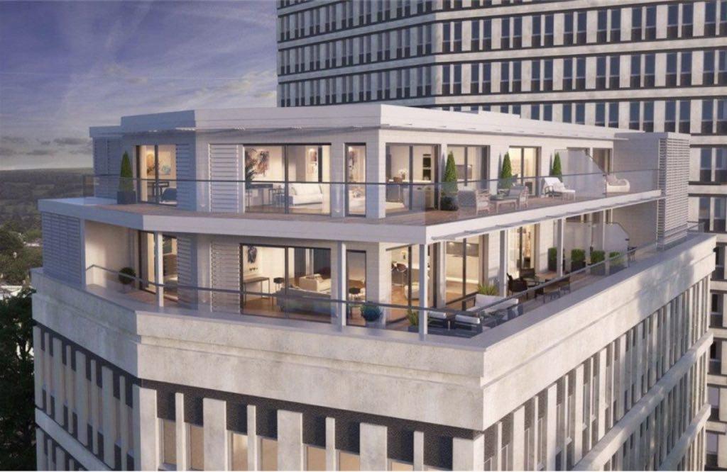 Montpellier House Penthouse Apartments, Cheltenham