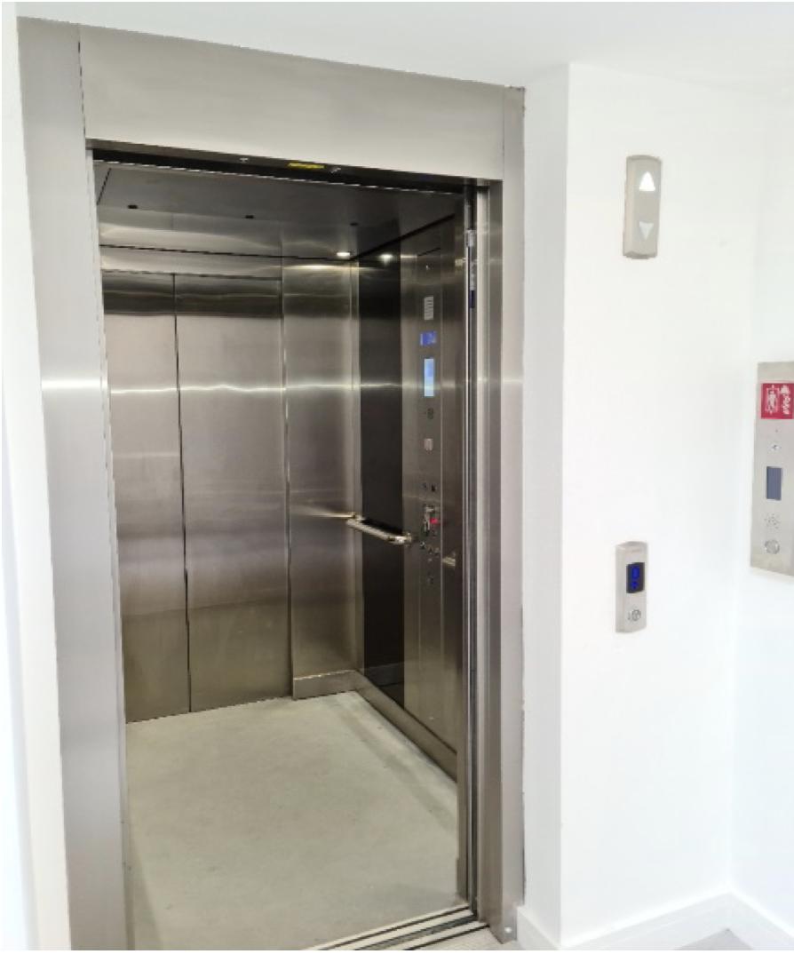 Belvidere Lifts Passenger Lift Penthouse Apartments Cheltenham