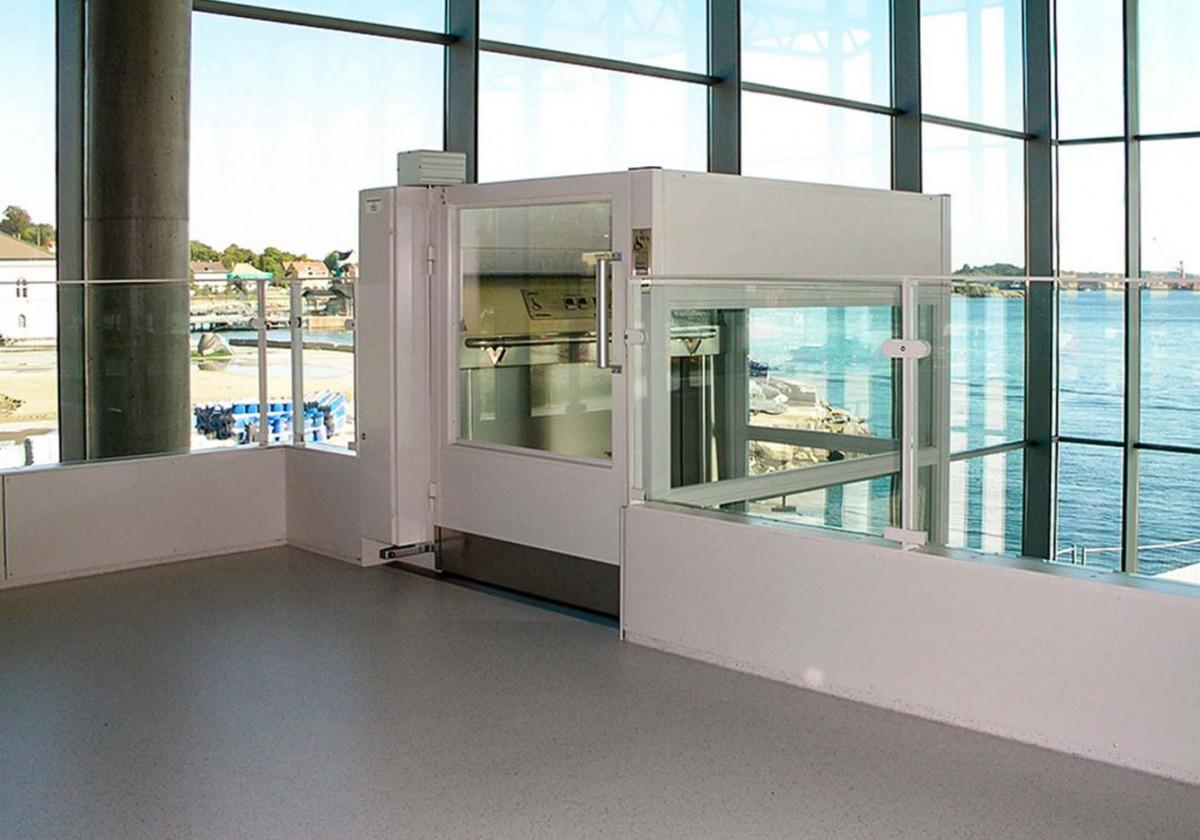 Belvidere Lifts Platform Lift