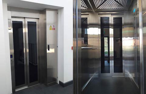 Belvidere Lifts Case Study Carden Park Hotel Chester