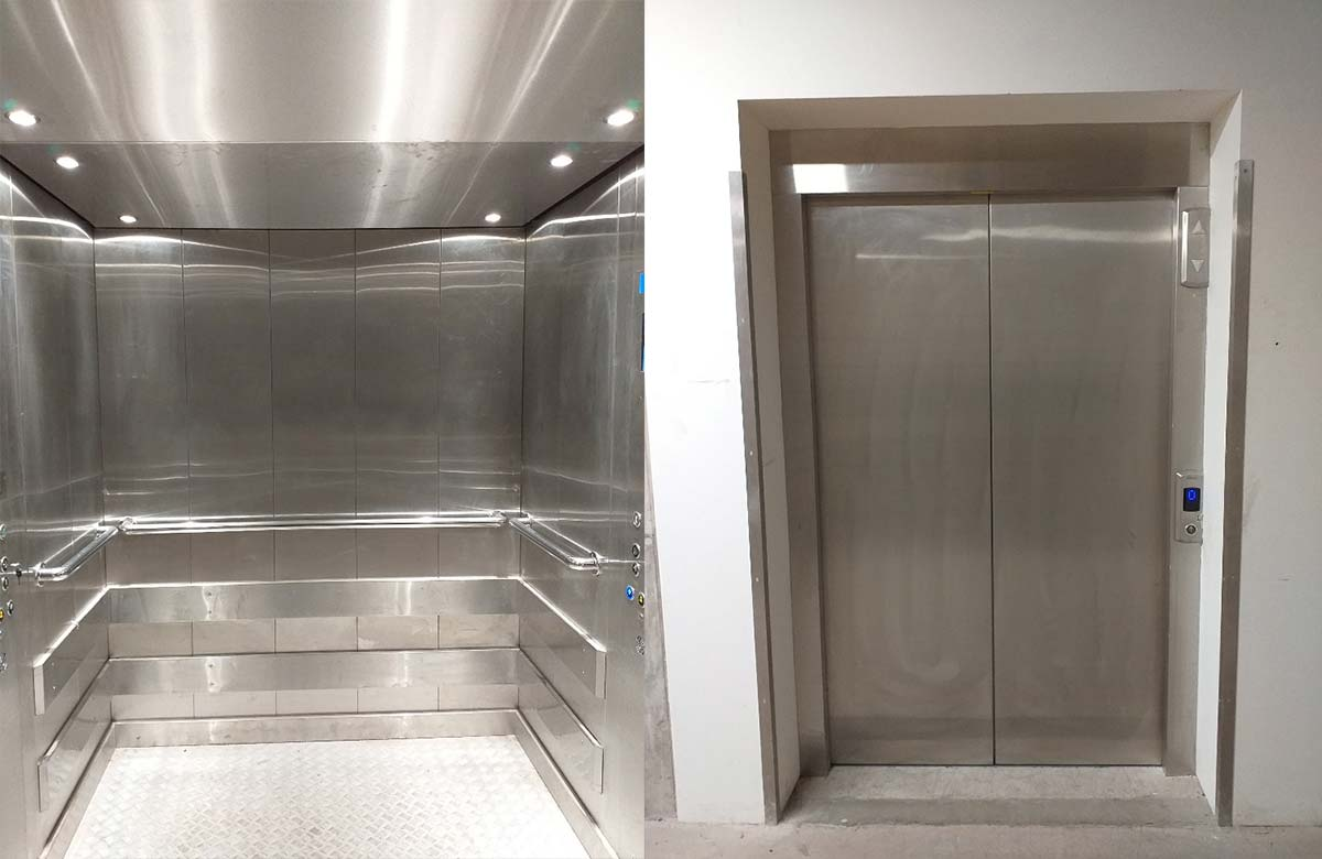 Belvidere Lifts Service Lift Telford