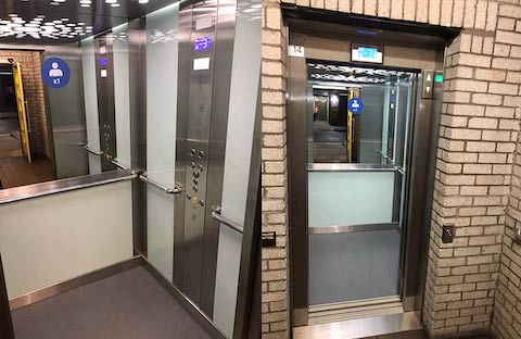 Belvidere Lifts Case Study Welsh Government Cardiff